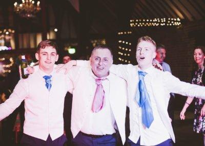 Kent wedding band Allington Castle