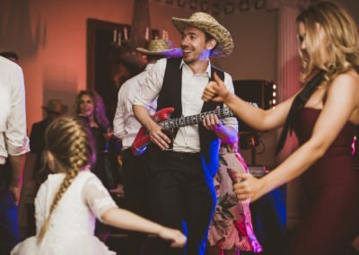 Kent Wedding Band Buxted Park West Sussex