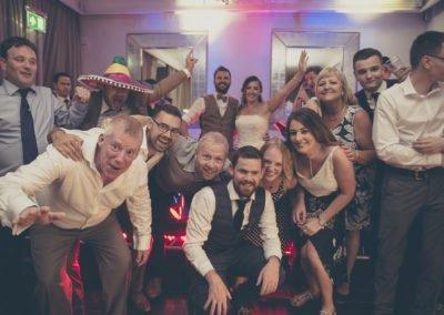 Kent Wedding Band Chilston Park