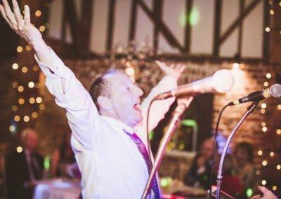 Kent Wedding BandCooling Castle Barn