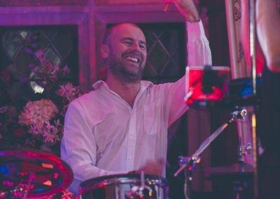 Kent Wedding Band Knowlton Court