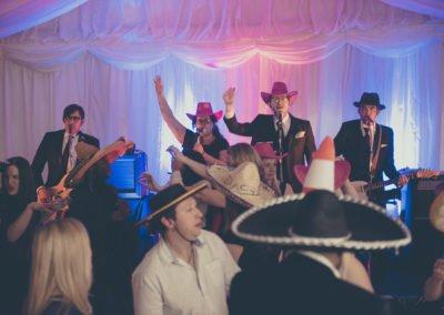 Kent Wedding Band Nursted Court
