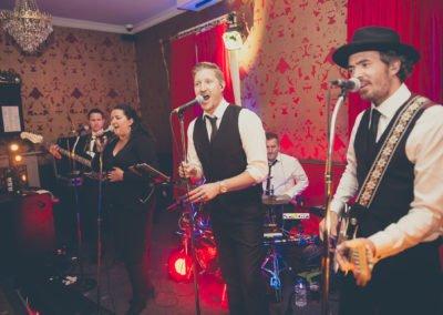 Kent Wedding Band Bell Ticehurst East Sussex