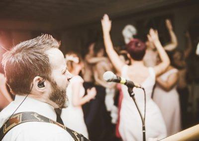 Kent Wedding Band the Orangery Maidstone