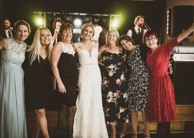 Kent Wedding Band group shot