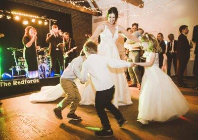 Kent Wedding Band One warwick Park Hotel