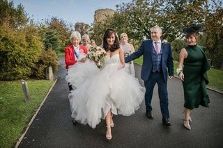 Toastmaster Lesley and Bride Cooling Barn