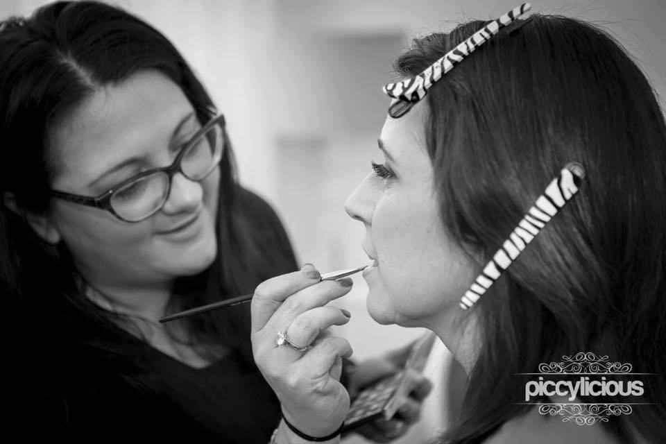 Kent Wedding Makeup Artist