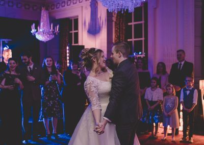 fist dance and guests Buxted Park Hotel