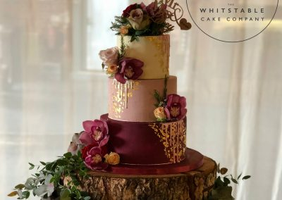 great cakes from whitstable wedding cake supplier