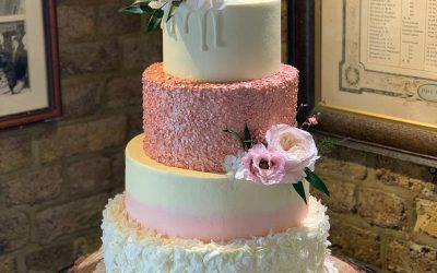 Kent buttercream cakes are delicious